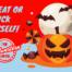 Halloween tilbud